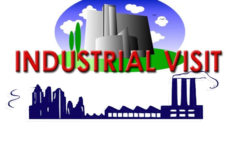 Industrial Visit for Electronics Students